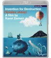 Invention For Destruction (1958) Blu-ray 21.11.