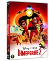 Ihmeperhe 2 (2018) DVD