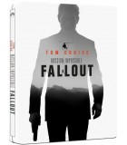 Mission: Impossible - Fallout (2018) Steelbook (2 Blu-ray)