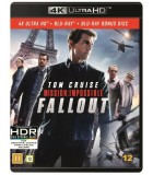 Mission: Impossible - Fallout (2018) (4K UHD + 2 Blu-ray)