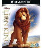 Lion King (1994) (4K UHD + Blu-ray)