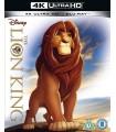 Lion King (1994) (4K UHD + Blu-ray)