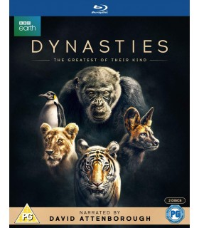 Dynasties (2018-) (2 Blu-ray)