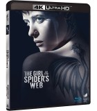 The Girl in the Spider's Web (2018) (4K UHD + Blu-ray)