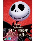 The Nightmare Before Christmas (1993) DVD