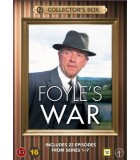 Foyle's War - kaudet 1-7 (2002–2013) (14 DVD)