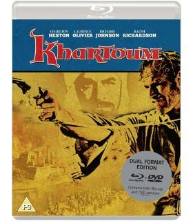 Khartoum (1966) (Blu-ray + DVD)