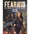 Fear the Walking Dead - Season 4. (2015-) (5 DVD)