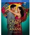 Crazy Rich Asians (2018) Blu-ray