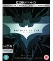 The Dark Knight - Trilogy (2008) (3 4K UHD + 6 Blu-ray)