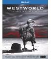 Westworld - Kausi 2 (2016– )  (3 Blu-ray)
