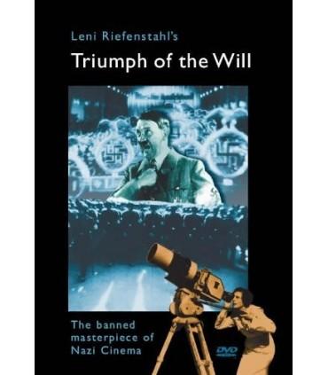 Triumph Of The Will (1935) DVD