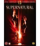 Supernatural - Kausi 13 (5 DVD)