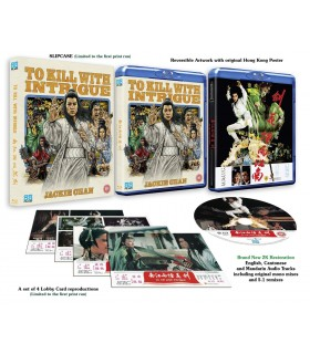 To Kill With Intrigue (1977) Blu-ray