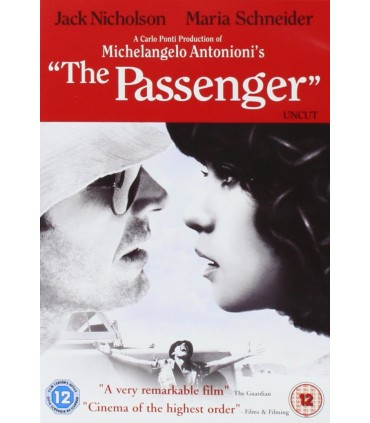 The Passenger (1975) DVD