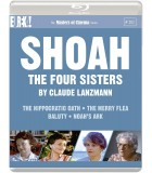 Shoah: The Four Sisters (2018-) Blu-ray