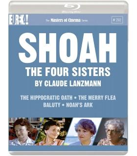 Shoah: The Four Sisters (2018-) Blu-ray