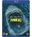 The Meg (2018) Blu-ray