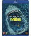 The Meg (2018) Blu-ray