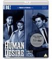 Human Desire (1954) (Blu-ray + DVD) 13.2.