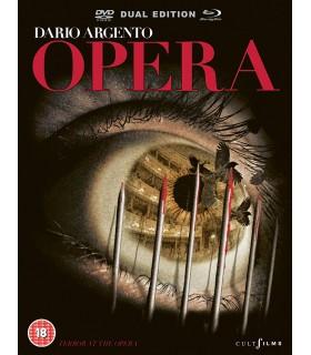 Opera (1987) (Blu-ray + DVD)