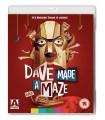 Dave Made a Maze (2017) Blu-ray 28.1.