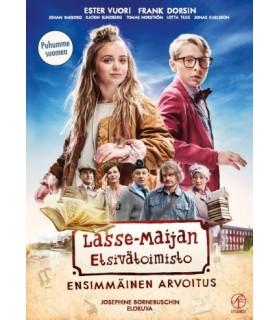 Lasse-Maijan etsivätoimisto: Ensimmäinen arvoitus (2018) DVD