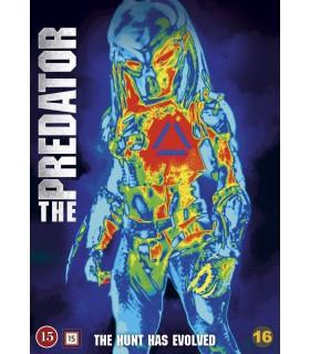 The Predator (2018) DVD