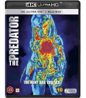 The Predator (2018) (4K UHD + Blu-ray)