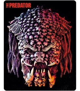 The Predator (2018) Steelbook (Blu-ray)