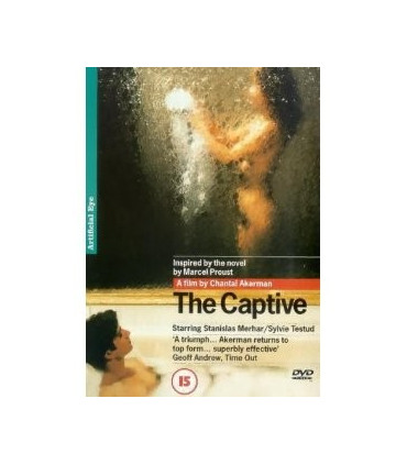 The Captive (2000) DVD