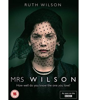 Mrs. Wilson (2018) DVD