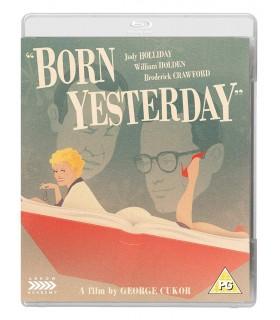Born Yesterday (1950) Blu-ray
