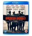 American Animals (2018) Blu-ray