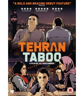 Tehran Taboo (2017) DVD