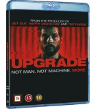 Upgrade (2018) Blu-ray