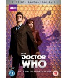 Doctor Who - Complete Series 4 (6 DVD)