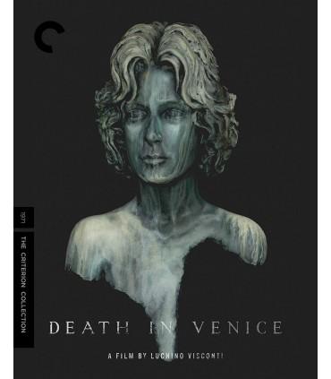 Death In Venice (1971) Blu-ray