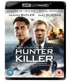 Hunter Killer (2018) (4K UHD + Blu-ray)