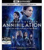 Annihilation (2018) (4K UHD + Blu-ray)