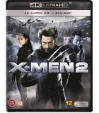 X-Men 2 (2003) (4K UHD + Blu-ray)