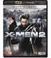 X-Men 2 (2003) (4K UHD + Blu-ray)