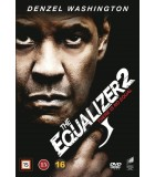 The Equalizer 2 (2018) DVD