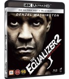 The Equalizer 2 (2018) (4K UHD + Blu-ray)