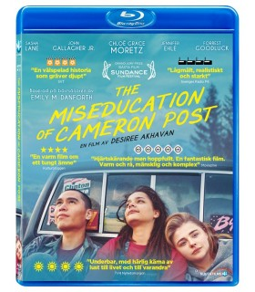 The Miseducation of Cameron Post (2018) Blu-ray