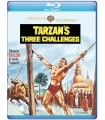 Tarzan's Three Challenges (1963) Blu-ray