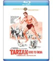 Tarzan Goes to India (1962) Blu-ray