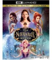 Nutcracker And The Four Realms (2018) (4K UHD + Blu-ray)