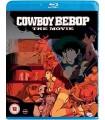Cowboy Bebop (2001) Blu-ray