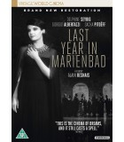 Last Year In Marienbad (1960) DVD